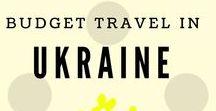 Budget Travel in Ukraine / #travel, #landmark, #site, #museum, #Ukraine, #sight, #backpacker, #budget, #hostel, #hotel, #accommodation