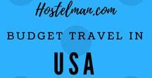 Budget travel in USA / A collection of best hotels, hostels, bed and breakfasts, holiday homes, cottages, villas and other accommodations on a budget price in United States. We selected the most exciting tours and day tours in America for backpackers to discover local history and culture.