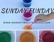 Mommy & Me Activities / Activities and fun things to do with your kids.