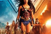 Wonder Woman / Before she was Wonder Woman she was Diana, princess of the Amazons, trained warrior. When a pilot crashes and tells of conflict in the outside world, she leaves home to fight a war to end all wars, discovering her full powers and true destiny.