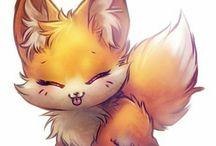 Fox!!!!!! / Cuties!!!!!!!