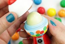 EOS Lip Balm DIY / EOS Lip Balm DIY, EOS DIY, Do It Yourself
