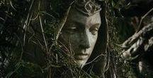 Mahariel [Dragon Age] / Clan Mahariel   Aralc's clan   Elanoròn : Aralc's father, Cenerë'ìle's husband, herbalist, trap maker, son of the Keeper   Cenerë'ìle : Aralc's mother, Elanoròn's wife, warrior, blacksmith