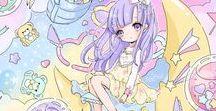 manga / Kawaii girl :3
