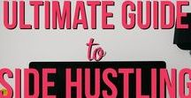 Side hustles / Want to increase your income?  I know I do!  Follow this board for regular pins on money making side hustles.