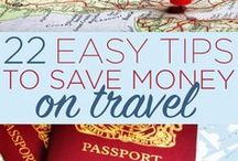 Saving money on travel / I love travelling!  It can be expensive though.  I love to track down sales and bargains to allow me to travel more with my family.
