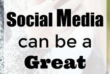 Social Media / A variety of social media strategy, hints and tips.