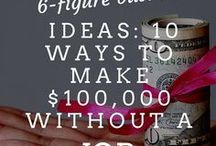 Money Makers / Let's do it - let's make money.  Here's a collection of ways to do just that!