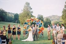 Se dire OUI ! / #epingler #wedding  #mariage #original #arche #backdrop