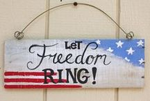 Let Freedom Ring! / by Adrienne Hazelbaker