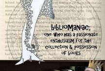 WILD-EYED BIBLOMANIAC / Beautiful libraries, and other book related things . / by Teri B.