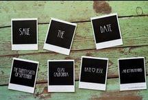 Save The Date Ideas / #epingler #wedding #savethedate  #mariage #original
