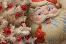 Christmas--Santas / Everything Santa / by Tracy Perry