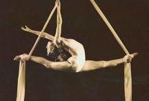 stretch / yoga, acrobatics