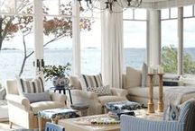 Beach House Decor / Inspirations That May Lead You To My Blog ~ Beach House Decor