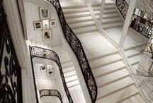 "Noir Blanc Design / ""Noir et Blanc or Black and White It's A Classic Combination."" ~ Barbara Segal    NOIR BLANC INTERIORS LLC."