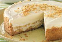 Recipe's - Desserts / by Crystal Joy