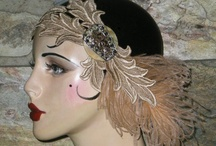 """Graceful Butterfly Millinery / 2012 Hatty Award Winner  """"A hat is not just a hat...a hat is the expression of a woman's soul"""" Lily Dache / by Sonia Caceres"""