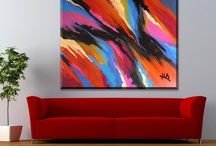 abstracts / by Angela Esquivel Studio