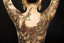 Inked Beauty / by Sonia Caceres