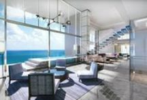 Ocean Homes / Barbara Segal has an established reputation in interior design for luxury coastal homes.  Designer Barbara Segal's experience of living on the ocean, coast to coast brings invaluable design lifestyle expertise to each project.