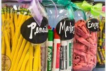 Classroom Management / Organization makes life so much easier. Here are some of the best posts and resources I've found for storage, organization, planning, and classroom management.
