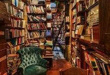 Books & Libraries / by mandy kay