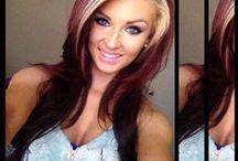 Make-up n Hair / by Ashley Dulik