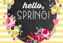 holidays * spring / Easter & spring ideas