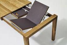 tables / tische