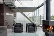 Modern Design / Noir Blanc Interiors marvels of modern interiors