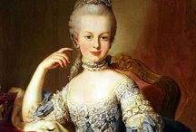 MARIE ANTOINETTE DECORATIVE ARTS / by Joan Anderson