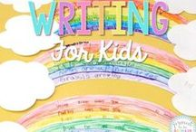 Elementary Writing / Here are some of the best posts and resources I've found for everything related to teaching writing in elementary school.