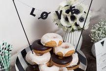 Ça change des choux / #epingler #wedding #weddingcake #choux #piecemontee #dessertdemariage  #mariage #original