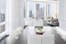 Luxury High Rise Interiors / Barbara Segal is Principal of Chicago based Noir Blanc Interiors – a full service, award-winning interior design firm that specializes in high-end luxury residential and high rise properties, as well as luxury coastal homes and yacht interiors nationwide. With over 20 years experience and clients across the United States.  / by Noir Blanc Design