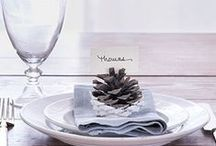 Holiday Details / It's The Most Wonderful Time Of Year!   Where Holiday Details Matter. At Noir Blanc Interiors We Are All About Holiday Preparations.