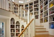 Bookcases and Libraries