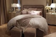 Beautiful Bedrooms / Noir Blanc Interiors discovers stylish interior design ideas for your home with the latest interior inspiration. We can design, the bedroom of your dreams.