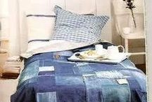 Decor / Everything can be jeans!