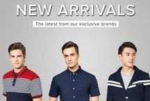 MEN'S FASHION | NEW ARRIVALS / JUST IN! The latest from our top brands!  EZRA by ZALORA --> http://zlrph.com/1mDjCaC KEI&KORI -->http://zlrph.com/1xK8cEq 24:01 --> http://zlrph.com/1qdJfwQ  Need help? Call us at 858-0777 or email us at customer@zalora.com.ph, thank you!