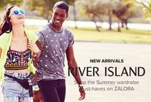 RIVER ISLAND /  Known for its stylish and affordable fashion and the unique touches in its collections, River Island makes you standout from the rest.  SHOP WOMEN --> http://zlrph.com/1ozIBZw SHOP MEN --> http://zlrph.com/1n5W2Oc  Need help? Call us at 858-0777 or email us at customer@zalora.com.ph, thank you!