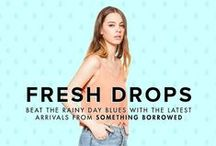 Rainy Day Blues / Its raining new arrivals from SOMETHING BORROWED right here at ZALORA. Check out out latest drops.  SHOP HERE - http://zlrph.com/1sJ4E5g  Need help? Call us at 858-0777 or email us at customer@zalora.com.ph, thank you!