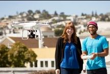 Photography Drones / Drones are allowing people everywhere to experience a new horizon of photographic possibilities as they rise above the clouds!