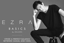 EZRA BASICS by ZALORA (MEN) / Balance out cool and style with the latest from EZRA BASICS by ZALORA!  GET THEM HERE - http://zlrph.com/1oJjczc  Need help? Call us at 858-0777 or email us at customer@zalora.com.ph, thank you!