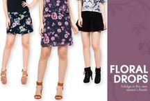 FLORAL DROPS / Be forever lush with our top Floral Drops! Floral prints is a timeless option. Own Print. Own Floral. #OWNNOW  SHOP HERE - http://zlrph.com/1mKZK0N   Need help? Call us at 858-0777 or email us at customer@zalora.com.ph, thank you!