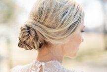 HAIR AND MAKE-UP / WEDDING HAIRSTYLES AND MAKEUP FOR BRIDES AND BRIDESMAIDS