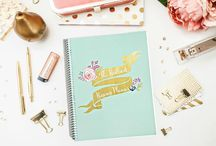 Paper & Pen Love / stationery, paper, pens, office supplies, hand lettering, calligraphy, writing utensils