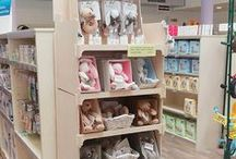Maud N Lil Organic - Baby Soft Toys & Gifts, Retail Shots / Maud N Lil Organic Cotton - Celebrating our retailers & our products in stores online and around the world!