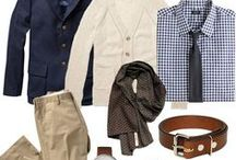 Men's Style / My wife spoil me the most important for a man's style