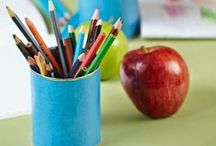 School Organization / Organization makes life so much easier. Here are some of the best ideas and resources I've found for storage, planning, and organization in the classroom.